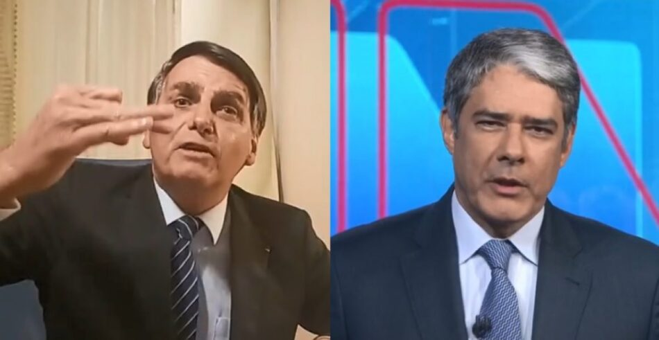jair-bolsonaro-tv-globo-william-bonner-direito-de-resposta Bolsonaro manda recado, detona William Bonner e o chama de 'canalha' e 'sem vergonha'; Vídeo!
