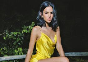 Bruna Marquezine, atriz e modelo