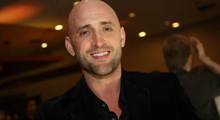 Foto do ator da Globo Paulo Gustavo