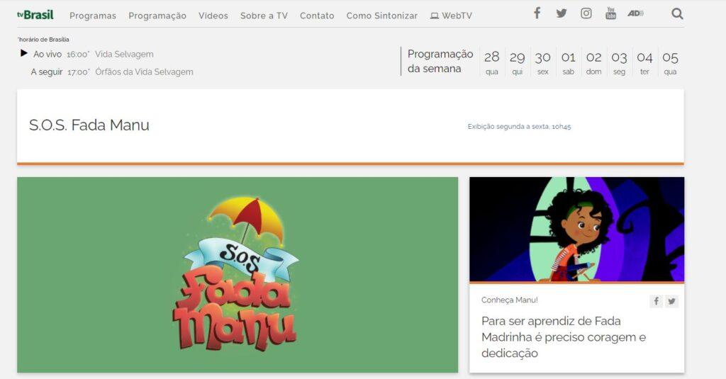 TV Brasil compra programa da Globo