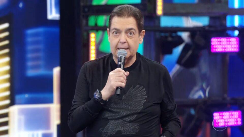 Faustão, apresentador da Globo